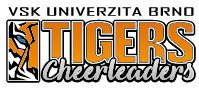 Cheerleaders VSK Univerzita Brno Tigers - Roztleskávačky